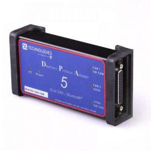Диагностический сканер DPA 5 DUAL-CAN (для грузовой техники)