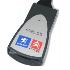 Автосканер Citroen Peugeot