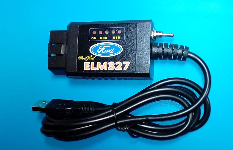 Forscan ELM327 USB HS +MS CAN