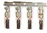 Контакт для разъемов ЭБУ M74 и 81 конт.