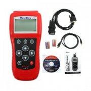 Портативный автосканер MaxiDiag FR704 Autel