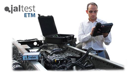 Jaltest ETM Набор для диагностики тормозных модуляторов