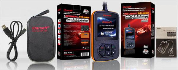 Портативный сканер автомобилей концерна GM( iCarsoft i900)