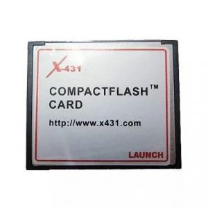 CF CARD X431 Launch