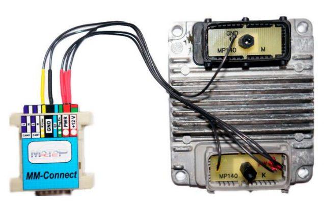 Подключение MM-Connect