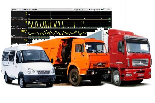 Приборы диагностики грузовых авто